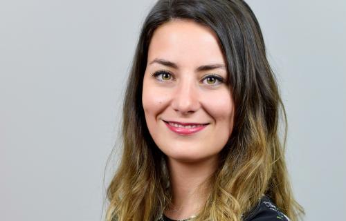 Raquel Suárez, responsable del Grupo de Acción Salud y Sostenibilidad de Forética.