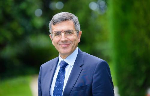Francisco Román, presidente de Seres.