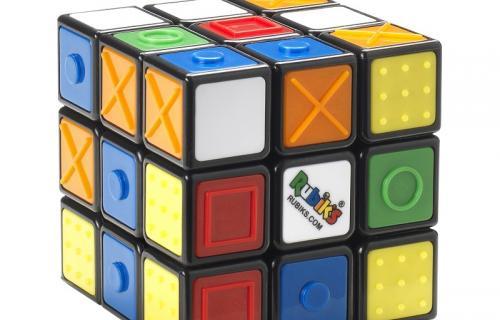 'Sensory', la versión accesible para personas ciegas del cubo de Rubik's.