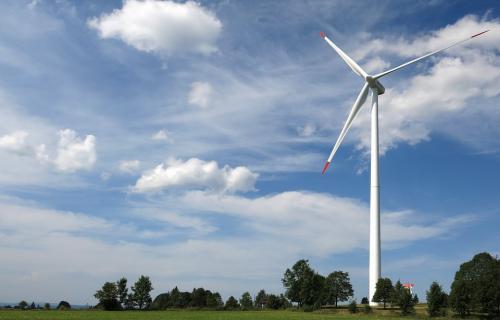Los dos parques eólicos de Sacyr suman una potencia de 241 MW.