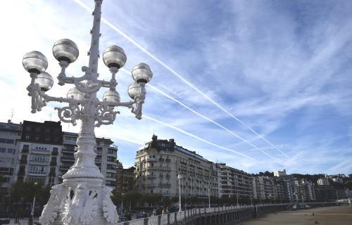 Imagen de San Sebastián.