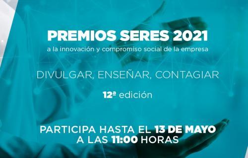 Edición 2021 Premios de Fundación SERES a la Innovación y Compromiso Social de la Empresa