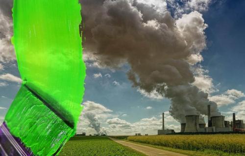 Los flujos de financiación climática continúan aumentando, pero por debajo de los niveles requeridos
