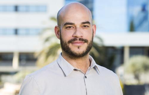 Andrés Pina. Director Premios Jóvenes Emprendedores Sociales (JES) de la Universidad Europea.
