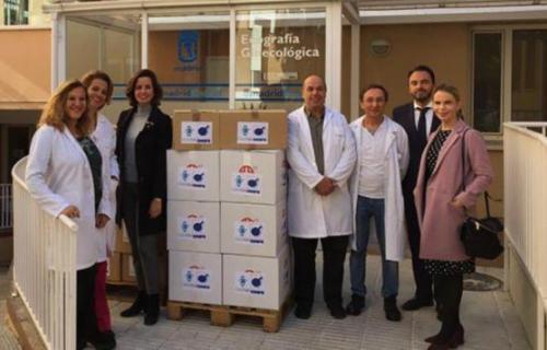 El Grupo Cofares ha donado medicamentos y material sanitario a un centro de salud de Senegal