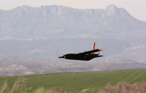 Dron de ala fija de Drones Technologies