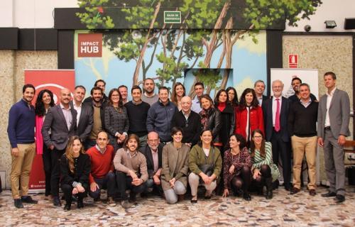 Encuentro de B Corp España en Impact Hub Madrid