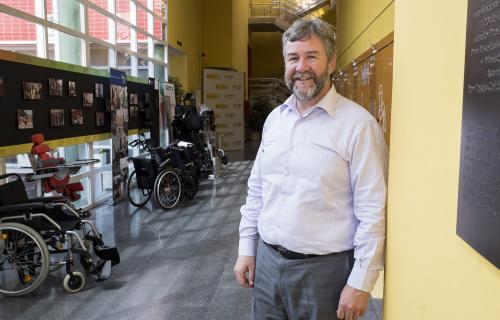 Miguel Ángel Valero, director del Ceapat.