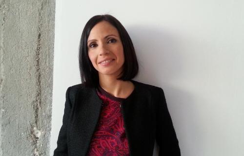 Sandra Pina, directora general de Quiero.