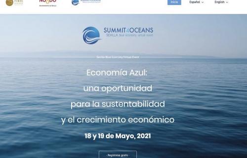 Primer foro global para abordar la importancia de la economía azul.