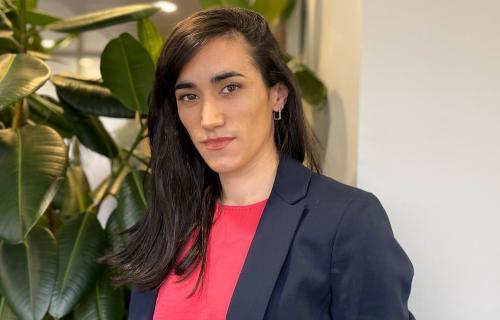 Verónica Sanz.
