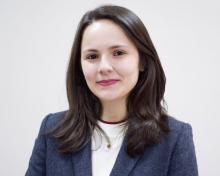 Verónica García Navarro, manager del Grupo de Acción de Salud y Sostenibilidad de Forética