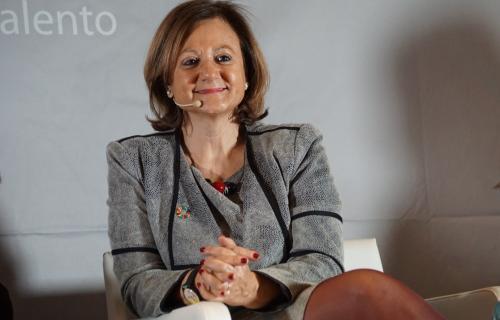 Cristina Gallach, alta comisionada para la Agenda 2030.