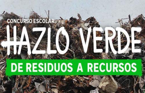 El programa se centra en economía circular, consumo responsable y el fomento de acciones para mejorar el entorno.