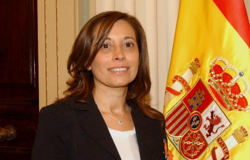 Liana Sandra Ardiles, directora general del Agua.