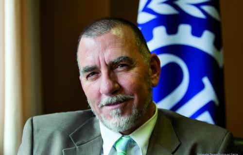 Joaquín Nieto, director de la OIT en España.