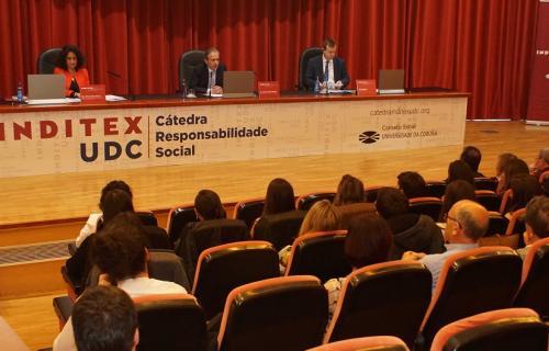 Acto de clausura del Curso de Especialización en Responsabilidad e Innovación Social