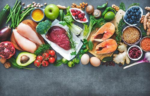 Unilever propone más vegetales y menos cocinados.