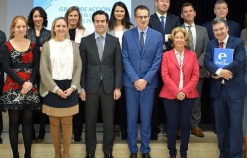 Presentación del Grupo de Acción de RSE en empresas públicas.
