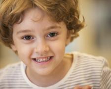 Abdul, uno de los niños beneficiados por la Fundación Ronald McDonald.