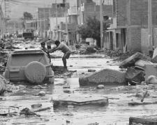 El cambio climático impide a millones de personas desarrollar una vida en condiciones confortables.