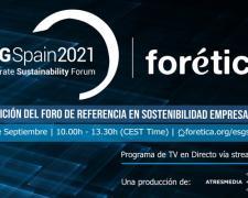 El ESG Spain de Forética celebra este 29 de septiembre su novena edición