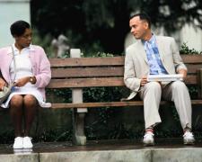 Fotograma de la película 'Forrest Gump'.