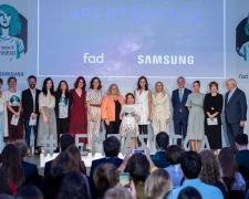 La reina Letizia ha presidido el acto de presentación del proyecto #Femtástica
