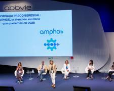Presentación del informe AMPHOS, en Málaga