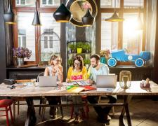 Impact Hub apoyará a jóvenes emprendedores de la industria cultural y creativa (Foto: Creative Business Studio)