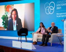 La recuperación desde la perspectiva ESG fue otro de los aspectos tratados en las jornadas