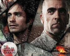 Cartel promocional de 'También la lluvia', película de Icíar Bollaín
