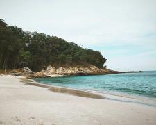 Playa de Rodas de Islas Cíes, Vigo