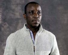 El activista liberiano Silas Siakor, Premio Mundo Negro, 2018.