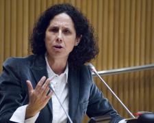 Ana Peláez,  vicepresidenta ejecutiva de la Fundación Cermi Mujeres .