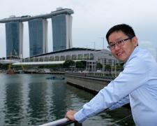 Wee Hyong Tok, responsable de Ciencia de Datos, IA e Investigación en Microsoft